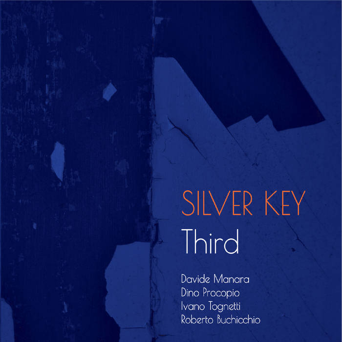 SILVER KEY - Third Cd Digipack